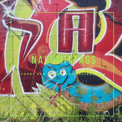 Graffiti-Wand