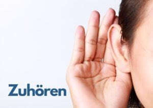 Read more about the article Einfach nur Zuhören